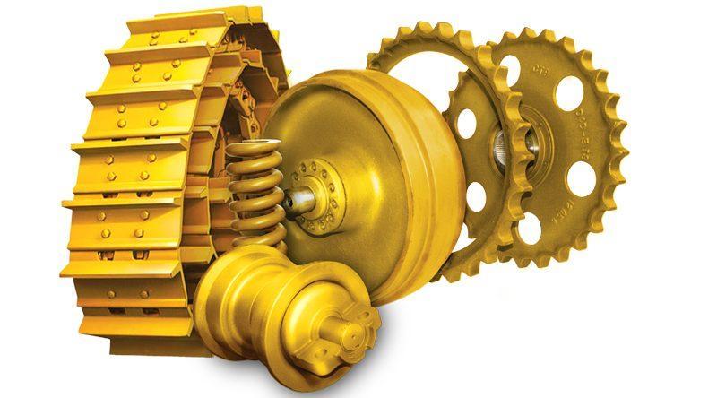 Вериги и резервни части за ходови системи