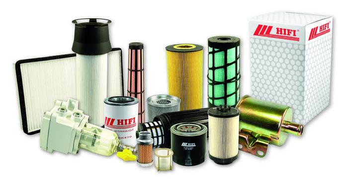 широка гама от висококачествени маслени, въздушни, горивни и хидравлични филтри