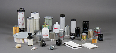 маслени, въздушни, горивни и хидравлични филтри