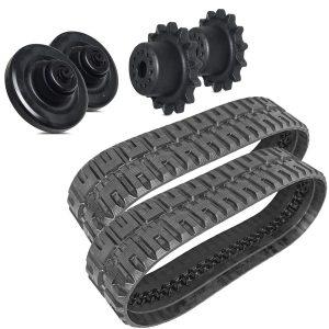 гумени вериги за строителна и селскостопанска техника